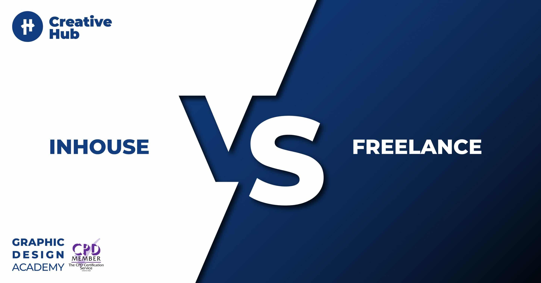 Разлика од freelance графички дизајнер до графички дизајнер во агенција