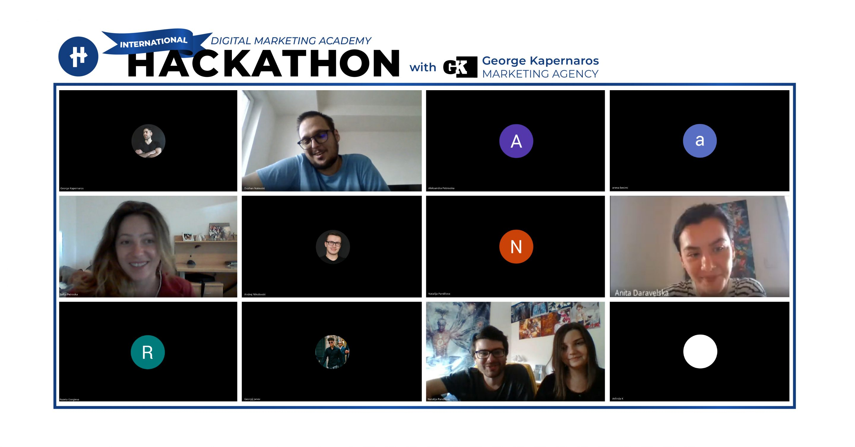 Хакатон со грчката маркетинг агенција George Kapernaros